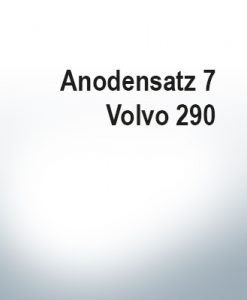 Jeu d'anodes | Volvo 290 (Zink)