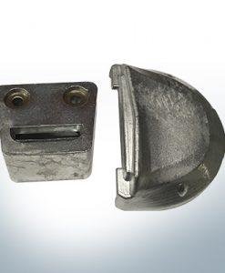 Jeu d'anodes | Volvo SX (Zink) | 9236 9237