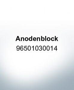 Anodes compatible to BMW | Anodenblock 96501030014 (Zinc) | 9520