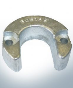 Anodes compatibles avec Mercury | Anode cylindre petite 806189 (AlZn5In) | 9713AL