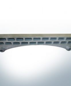 Anodes compatibles avec Mercury   Anode grille petite 976669 (AlZn5In)   9526AL