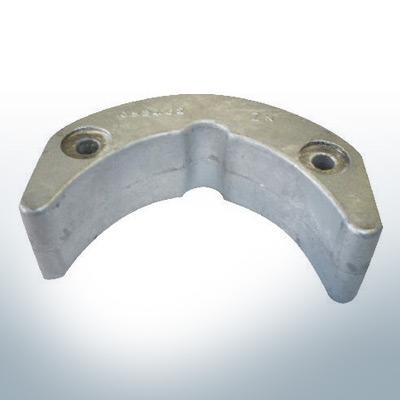 Anodes compatibles avec Mercury   Kit d'anodes Ev/Jo 392462 (zinc)   9531