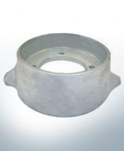 Anodes compatibles avec Volvo Penta | Anode annulaire Saildrive 110 875812 (zinc) | 9202