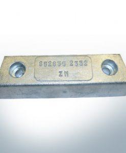 Anodes compatibles avec Volvo Penta | Anodes de bloc 290 / Duo-Prop 852835 (AlZn5In) | 9204AL