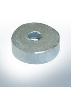 Anodes compatibles avec Yamaha and Yanmar | Anode bouton 616-45251-30 (AlZn5In) | 9540AL