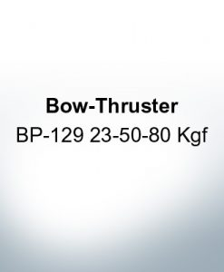 Bow-Thruster BP-129 23-50-80 Kgf (AlZn5In) | 9611AL