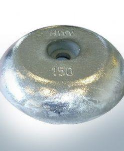 Anodes à disque Ø228 mm (Zinc) | 9804