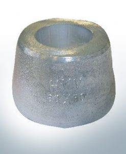 Anodes coniques 80x50 Ø80 mm (AlZn5In) | 9808AL