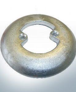 Écran thermique rond Ø100 mm (Zinc) | 9817