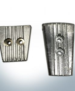 Sets of anodes | Volvo SX-A/DPS (AlZn5In) | 9238AL 9239AL