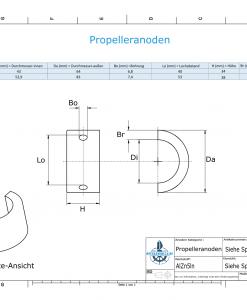 Anoden compatible zu Gori | Shafting 18