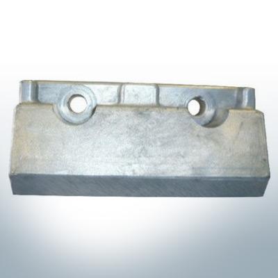 Anodes compatible to BMW | Anodenblock 9650103062 (Zinc) | 9519