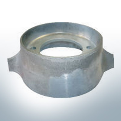Anodes compatibles avec BMW | Anode annulaire 287378 (AlZn5In) | 9521AL