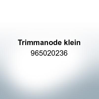 Anodes compatible to BMW | Trimmanode klein 965020236 (AlZn5In) | 9522AL