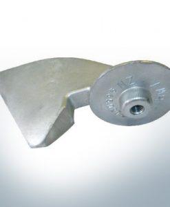Anodes compatible to BMW | Trimmanode groß 9650202365 (Zinc) | 9523