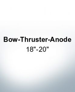 Anodes compatible to Gori | Bow-Thruster-Anode 18