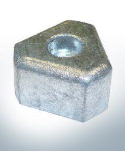 Anodes compatibles avec Gori | Anode de propulseur d'étrave 22