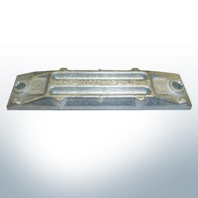 Anodes compatibles avec Honda | Bloc d'anode 35-50 PS/06411-ZV5 (AlZn5In) | 9547AL