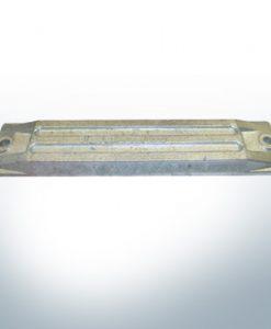 Anodes compatibles avec Honda | Bloc d'anode 75-90 PS/41106-ZW0 (AlZn5In) | 9548AL
