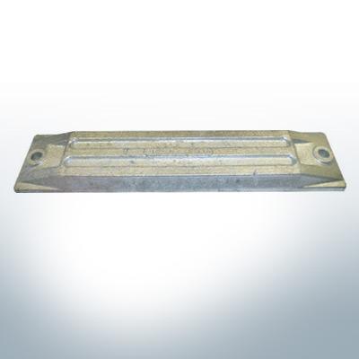 Anodes compatibles avec Honda | Bloc d'anode 75-90 PS/41106-ZW0 (zinc) | 9548