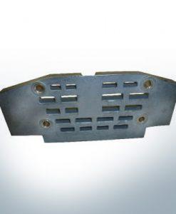 Anodes compatibles avec Mercury | Anode grille grande 982438 (AlZn5In) | 9525AL