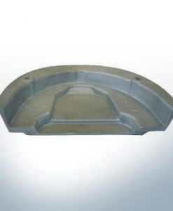 Anodes compatibles avec Mercury | Anode á Plaque Cobra 984513 (zinc) | 9527