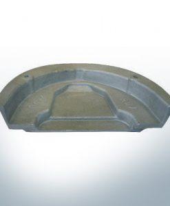 Anodes compatible to Mercury | Anode-Plate Cobra 984513 (Zinc) | 9527
