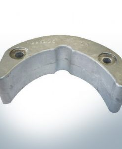 Anodes compatibles avec Mercury | Kit d'anodes Ev/Jo 392462 (AlZn5In) | 9531AL
