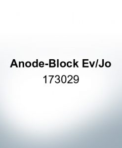 Anodes compatible to OMC| Anode-Block Ev/Jo 173029 (Zinc) | 9532