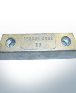 Anodes compatible to Volvo Penta | Block-Anode 290 / Duo-Prop 852835 (AlZn5In) | 9204AL