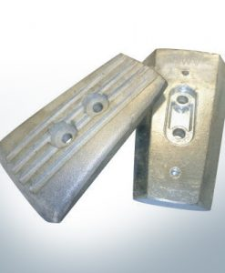 Anodes compatible to Volvo Penta   Engine-Anode   3588746   3888813A+14Z (Zinc)   9238
