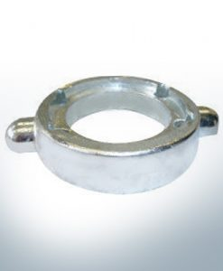 Anodes compatibles avec Yamaha and Yanmar | Anode annulaire Yanmar 196420-02652 (zinc) | 9542