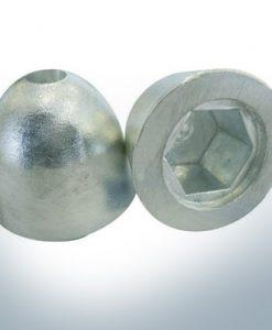 Anode de propulseur d'étrave 687-201180 BOW 50 / SW24 (Zinc) | 9615