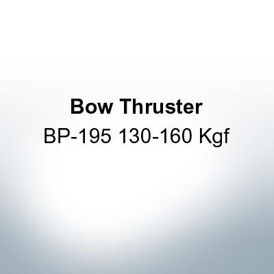 Bow Thruster BP-195 130-160 Kgf (Zinc) | 9623