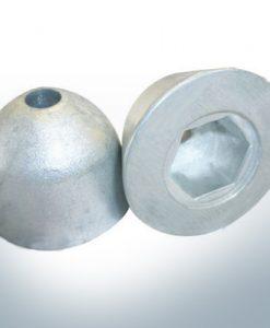 Anode de propulseur d'étrave BP-195 130-160 Kgf (Zinc) | 9623