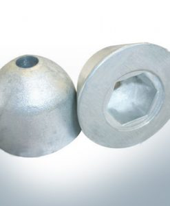Anode de propulseur d'étrave BP-195 130-160 Kgf (AlZn5In) | 9623AL