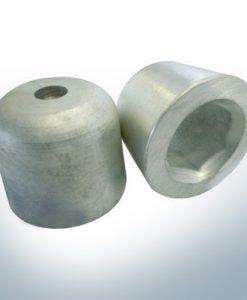Anode de propulseur d'étrave BP 1210 220 Kgf (Zinc) | 9628