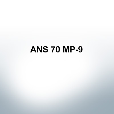 ANS 70 MP-9 (Zinc) | 9605