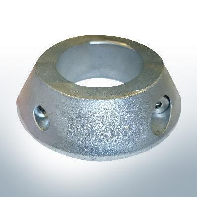 Anode de propulseur d'étrave   ANS 70 MP-9 (AlZn5In)   9605AL
