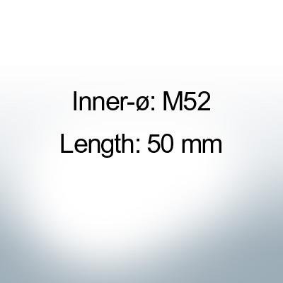 Flat Shaftend-Anode M52 (Zinc) | 9448