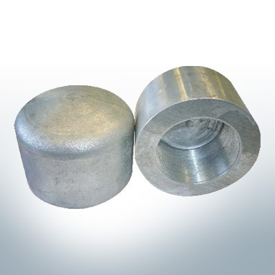 Conical Shaftend-Anode (M27) (AlZn5In) | 9445AL